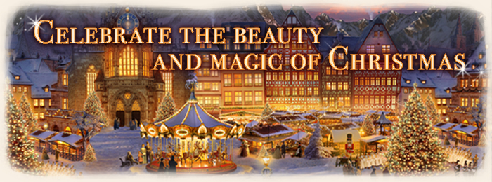 Celebrate The Beauty And Magic Of Christmas Send ECards