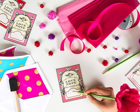 Valentine's Day DIY Crafts and Gifts