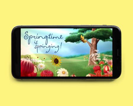 Spring Ecards