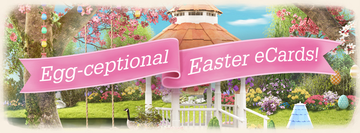 Egg Ceptional Easter ECards