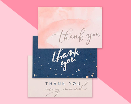 Thank You Card Bundles