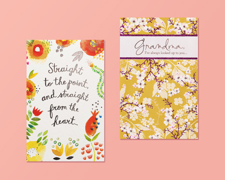 Mother's Day Cards for Grandmother