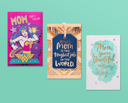 Mother's Day Cards for Mom