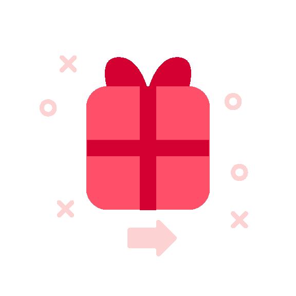 Free Shipping Gift Box