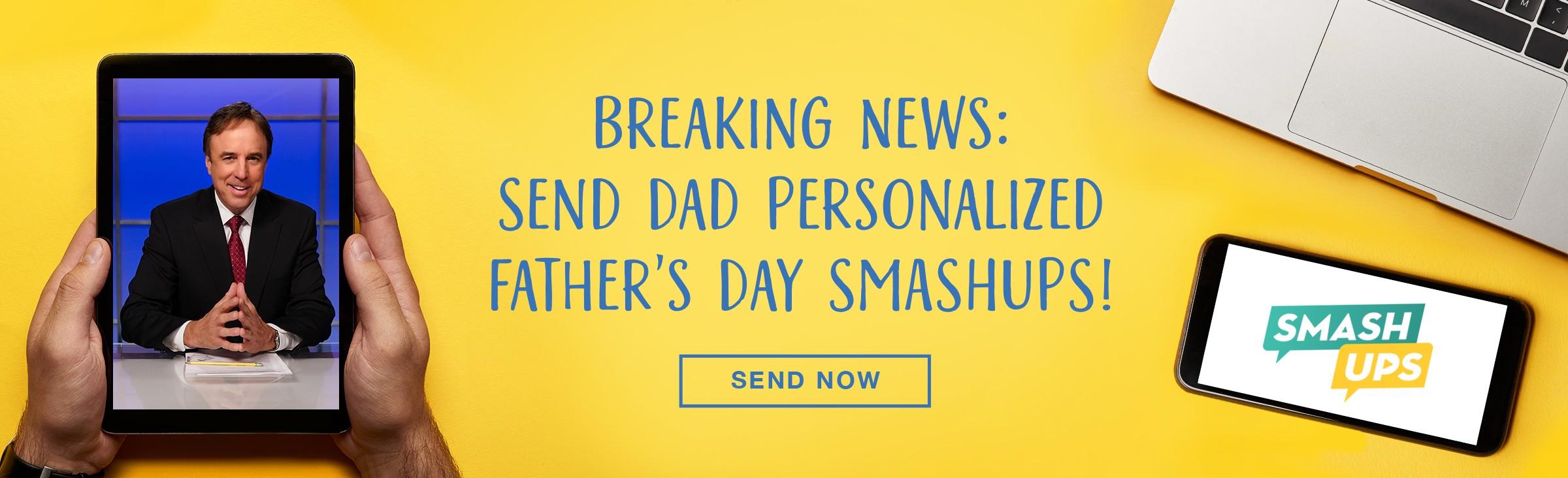 Kevin Nealon Father's Day SmashUps