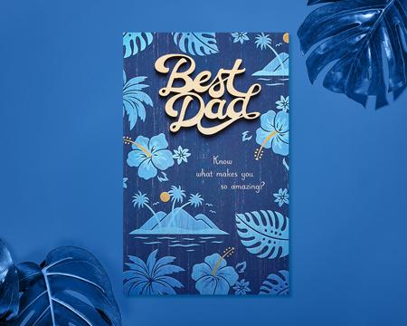 8e5e36e1b Shop Happy Father's Day Cards | American Greetings