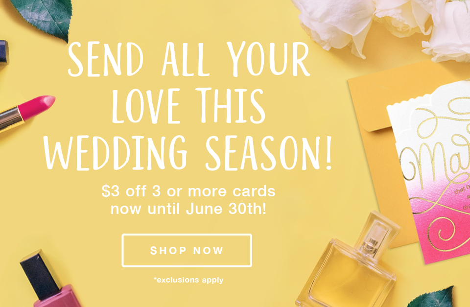 Send All Your Love This Wedding Season 3 Off Or More Cards Now Until Happy Anniversay Ecards