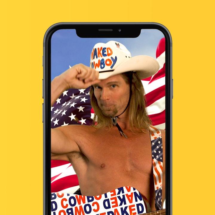 Naked Cowboy SmashUp