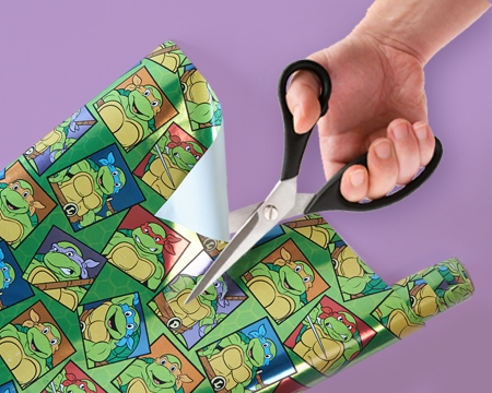 Licensed Wrapping Paper