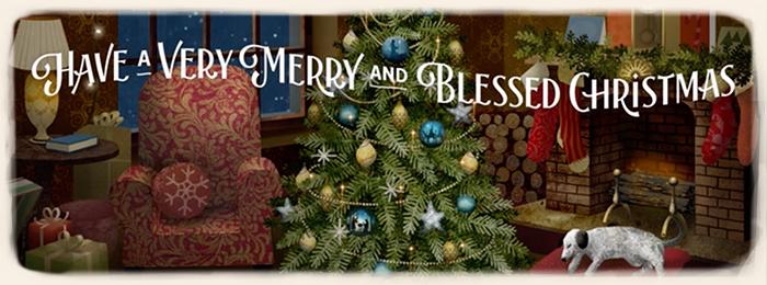 Religious Christmas Banner