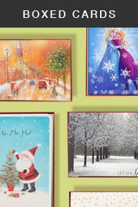 Holiday Boxed Cards