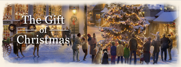 Christmas in Vermont Banner