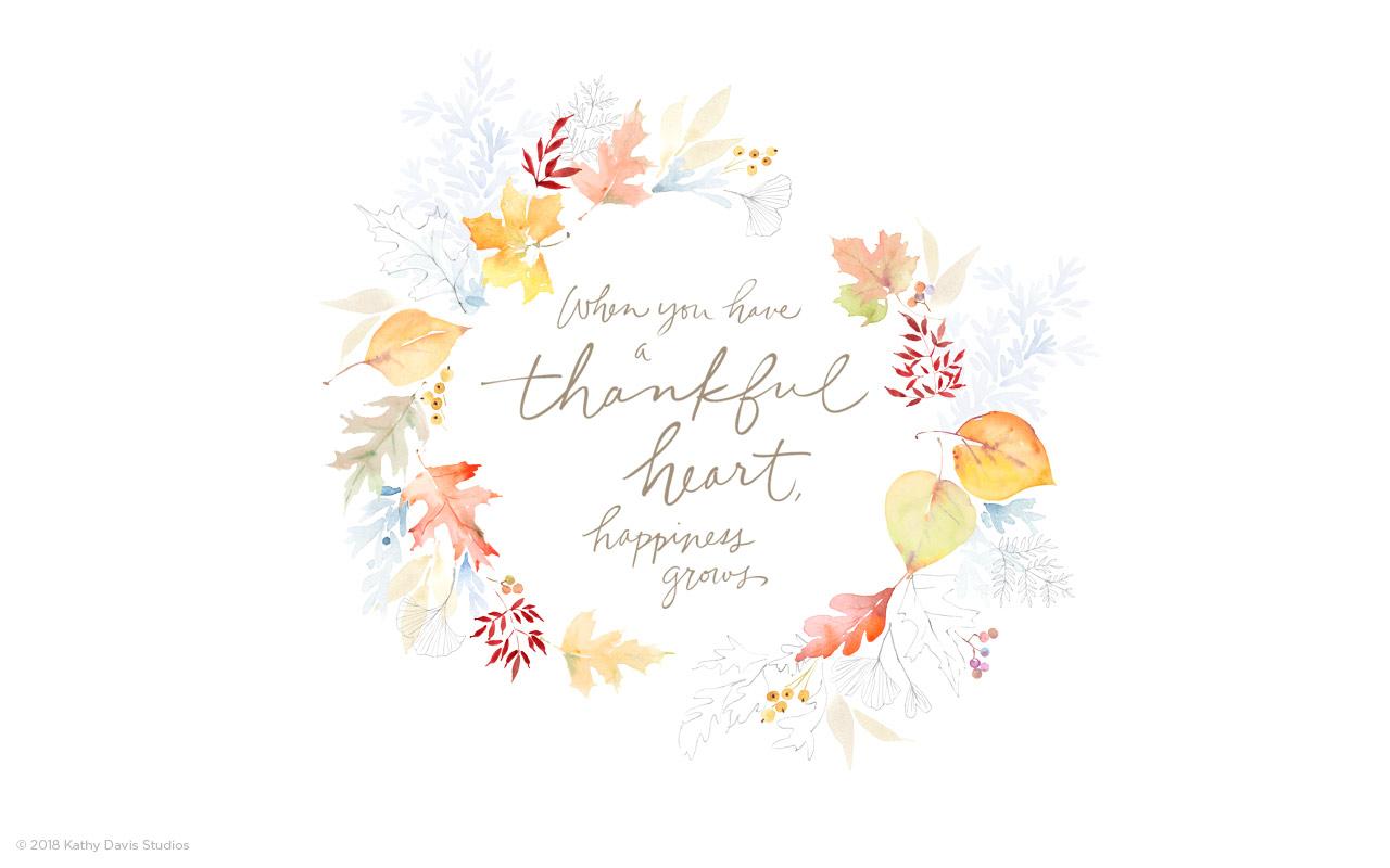 Thanksgiving 2019 Wallpaper