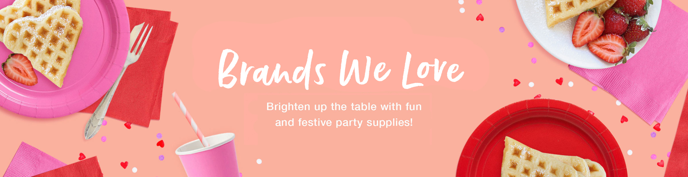 Party Themes Banner