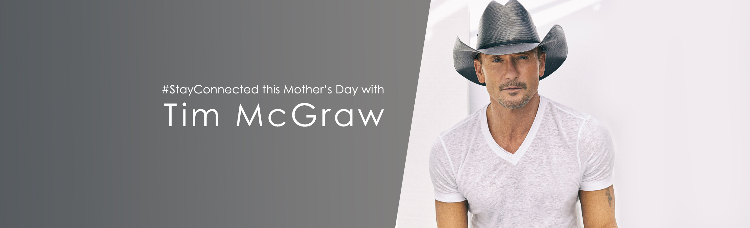 Tim McGraw Banner