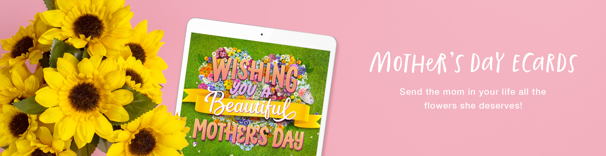 Mother's Day Ecards Banner