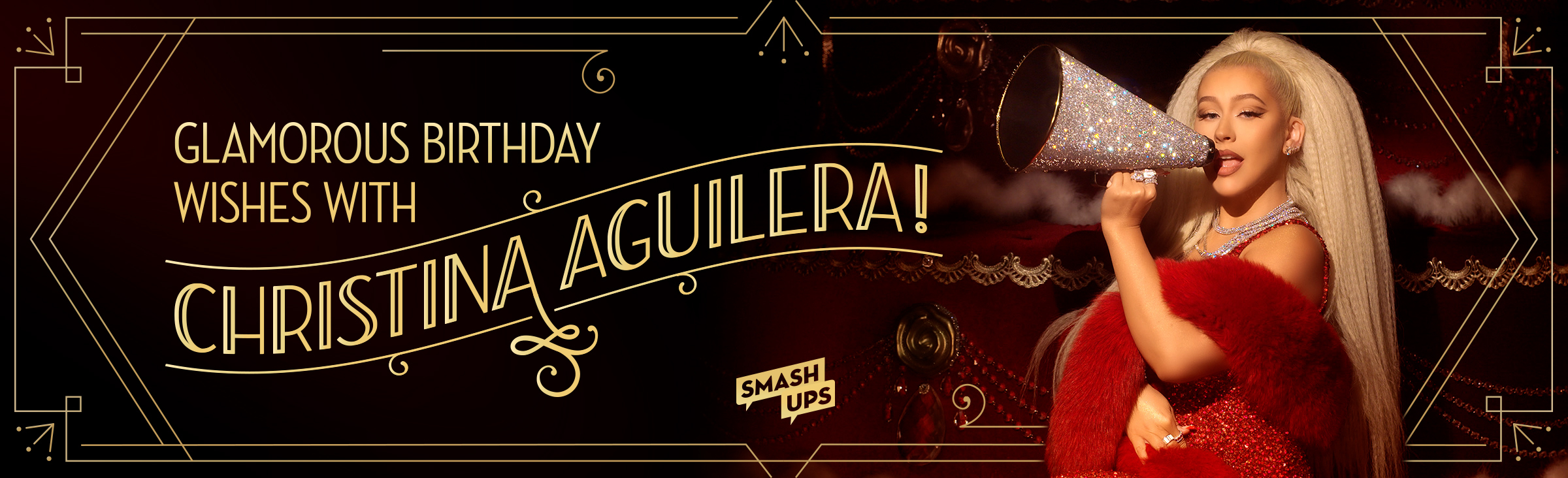 Christina Aguilera SmashUp