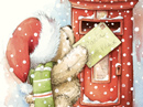 Mail to Santa Stationery Christmas Stationery