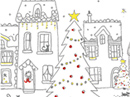 Merry and Bright Stationery Christmas Stationery