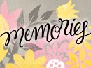 Sharing Memories Printable Stationery Seasonal Stationery