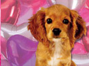 Puppy Love Talking Card Mother's Day eCards