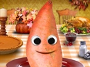 I Yam Grateful Talking Card Thanksgiving eCards