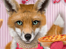 Foxy Lady Talking Card Valentine's Day eCards