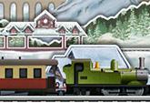 Alpine Train Set