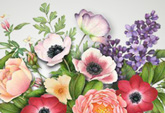 A Floral Twist