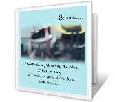 Always a Part of Me greeting card