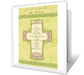 An Irish Prayer for You greeting card