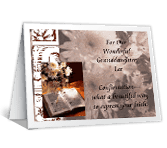 As You Are Confirmed, Granddaughter greeting card