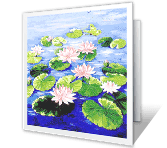 Asking God to Bless You greeting card