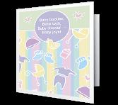Baby Joys! greeting card