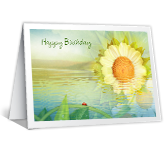 Beautiful Birthday greeting card