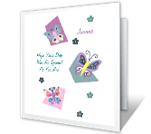 Belated Wishes greeting card