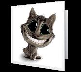 Big Smile greeting card