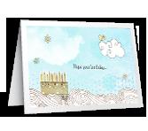 Birthday Smiles greeting card