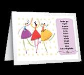 Celebrate You! greeting card