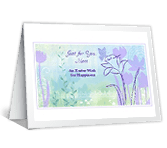 Easter Wish for Mom greeting card