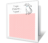 For Beautiful You greeting card