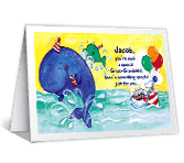 Great-Grandchild greeting card