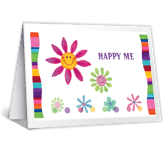 Happy I Found You greeting card