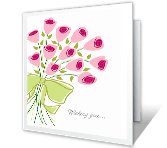 Have a Perfectly Wonderful Day! greeting card