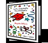 Help us Celebrate invitation