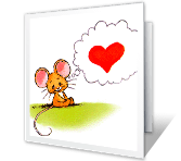 In the Hearts of Our Family greeting card