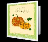 Joys of the Season greeting card