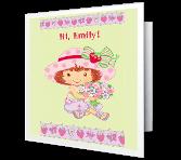 Little Birthday Wish greeting card