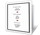 Loving You greeting card