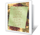 Lucky to Be Your Wife greeting card